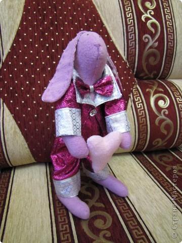 ТИЛЬДА кролик-невеста  фото 2