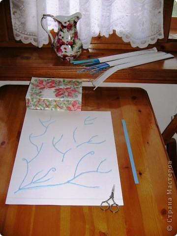 Дорогие мастерицы, решила приготовить для вас новогодний подарок, используя идеи О.Г. Ольшак. http://stranamasterov.ru/node/106838 фото 3