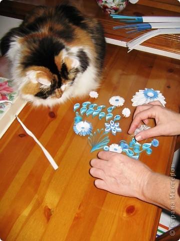 Дорогие мастерицы, решила приготовить для вас новогодний подарок, используя идеи О.Г. Ольшак. http://stranamasterov.ru/node/106838 фото 4