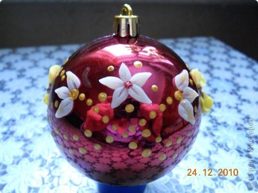 Мои праздничные шарики фото 1