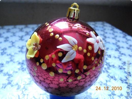 Мои праздничные шарики фото 2