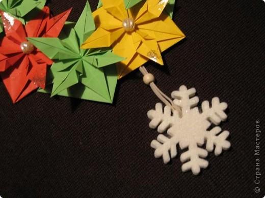 Вот такие, два в одном (пакетик для подарка + открытка) с брелочком в виде кусудамы у меня получились. Пакетики сделаны по МК  Merianna   http://stranamasterov.ru/node/100271 фото 18