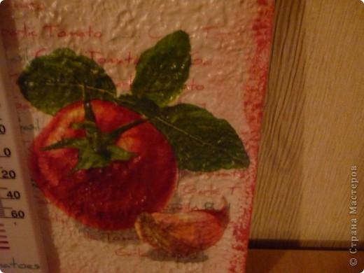 томатный градусник фото 2