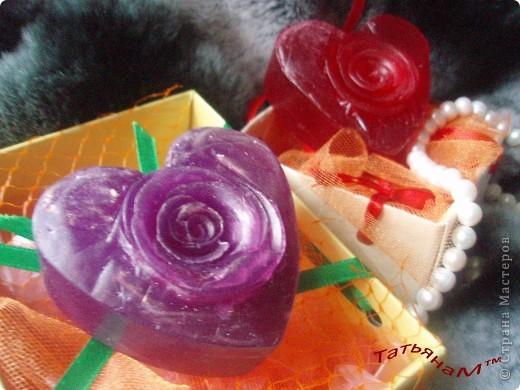 Розы в сердце фото 1
