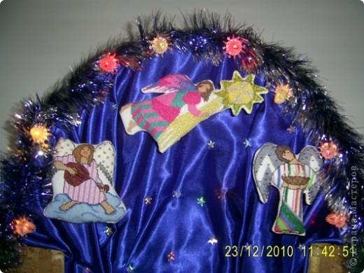 Рождественский  вертеп фото 2