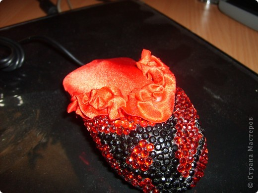 Компьютерная мышка подруге на день рождение. фото 2