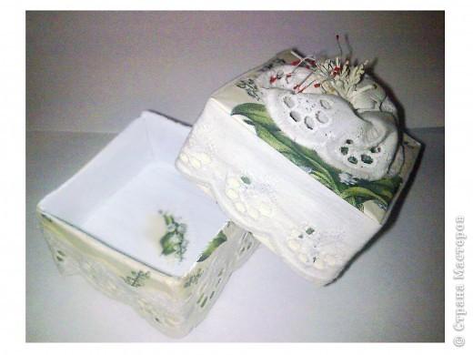 Коробочка подарочная фото 2