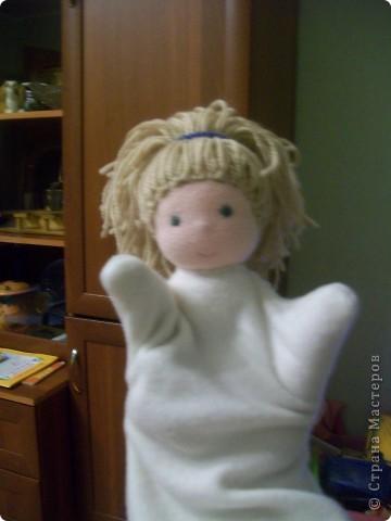 Блог.ру - rukodelino - Кукла для кукольного театра