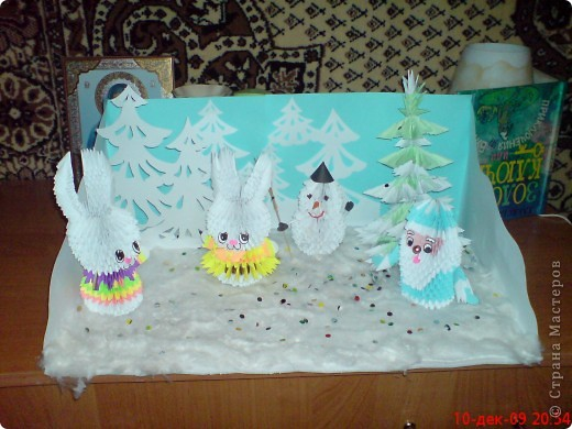 Поделка в детский сад фото 1