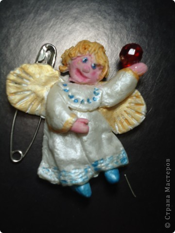 Рождественские ангелочки фото 4