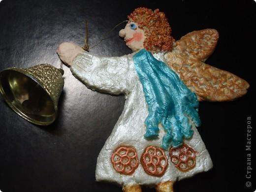 Рождественские ангелочки фото 8