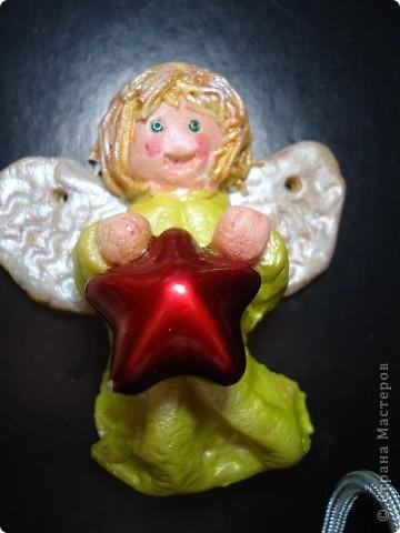 Рождественские ангелочки фото 10