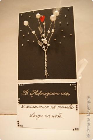 Черно-белый Новый Год фото 6