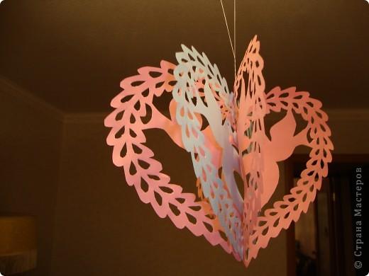 До дня Святого Валентина тоже немного времени осталось, вот и приготовила. фото 5