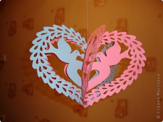 До дня Святого Валентина тоже немного времени осталось, вот и приготовила. фото 4