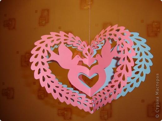 До дня Святого Валентина тоже немного времени осталось, вот и приготовила. фото 3