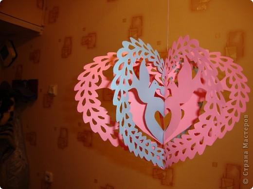 До дня Святого Валентина тоже немного времени осталось, вот и приготовила. фото 2