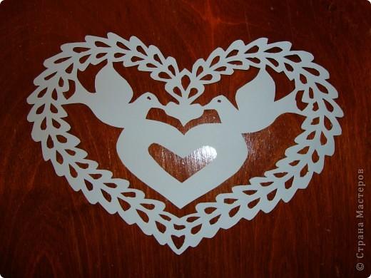 До дня Святого Валентина тоже немного времени осталось, вот и приготовила. фото 6