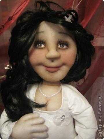 Давно была мысль сделать беременную куклу, и вот она появилась на свет! фото 2