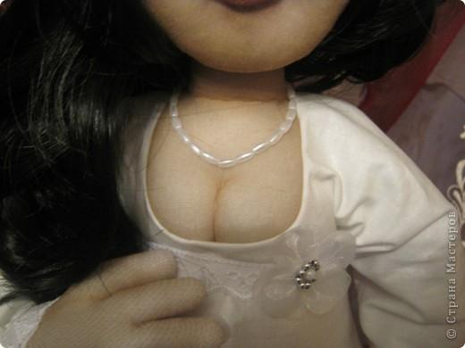 Давно была мысль сделать беременную куклу, и вот она появилась на свет! фото 5