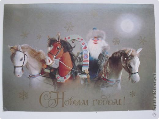 Это последняя подборка открыток, которую мне хотелось бы показать. Уже не такие старые (80-е, начало 90-х гг.) и, наверное, многим знакомые, но очень интересные, кукольные, рукодельные. Первые пять - художника Г. Куприянова. фото 4