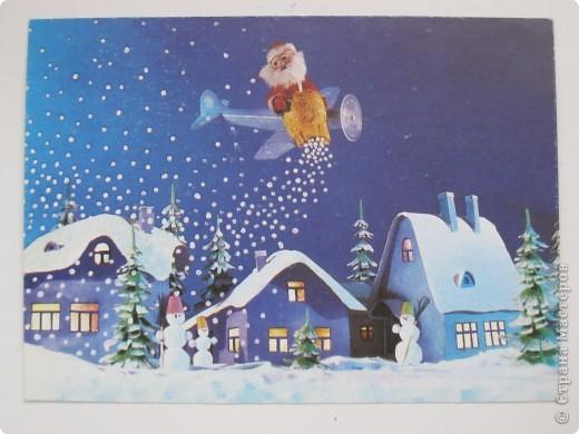 Это последняя подборка открыток, которую мне хотелось бы показать. Уже не такие старые (80-е, начало 90-х гг.) и, наверное, многим знакомые, но очень интересные, кукольные, рукодельные. Первые пять - художника Г. Куприянова. фото 7