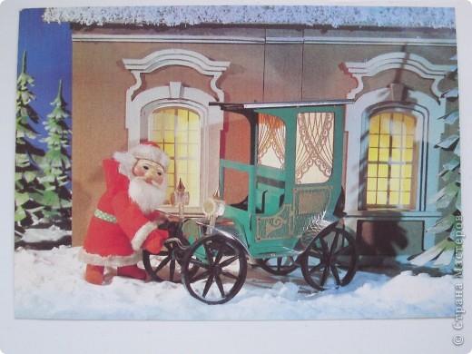 Это последняя подборка открыток, которую мне хотелось бы показать. Уже не такие старые (80-е, начало 90-х гг.) и, наверное, многим знакомые, но очень интересные, кукольные, рукодельные. Первые пять - художника Г. Куприянова. фото 8