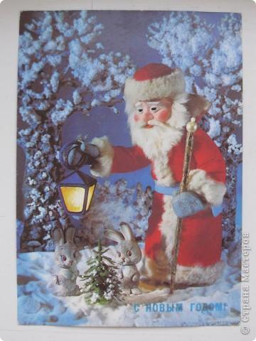Это последняя подборка открыток, которую мне хотелось бы показать. Уже не такие старые (80-е, начало 90-х гг.) и, наверное, многим знакомые, но очень интересные, кукольные, рукодельные. Первые пять - художника Г. Куприянова. фото 9