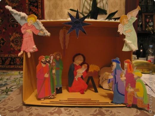 Вертеп Рождественский фото 2