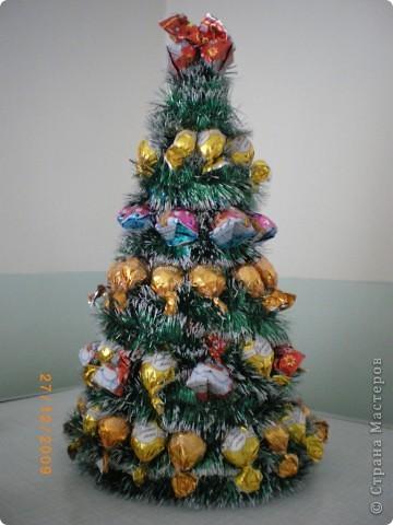 А оказалось, что совсем просто сделать такое новогоднее чудо!