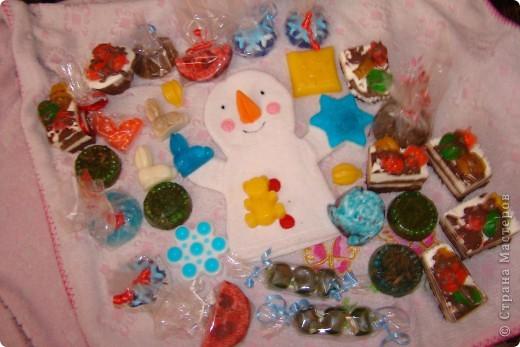 Подарочки родным и друзьям. фото 1