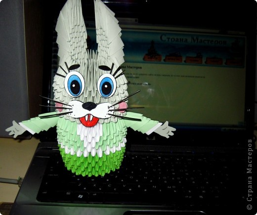 Заяц в подарок