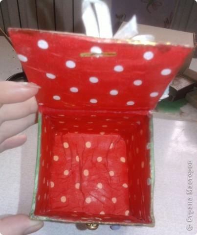 берём 8 пустых спичечных коробков,складываем их как на рисунке фото 18
