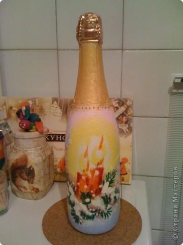моя первая бутылочка))))) фото 1