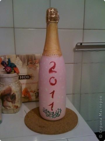 моя первая бутылочка))))) фото 2