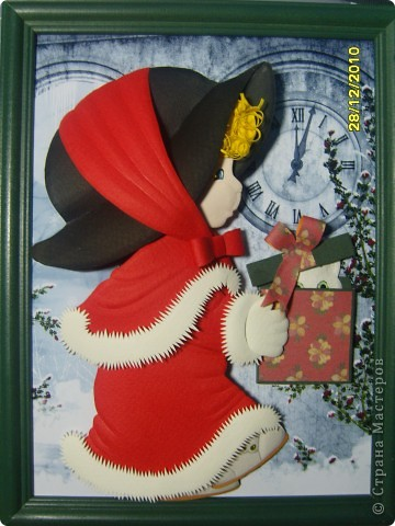 Доброго вечера всем гостям и жителям Страны!  Новый год не загорами, осталось 3 дня! !!   Последние приготовления, волнения и беготня по магазинам! :)) И у меня доделаны последние подарки. Делюсь с вами, может кого это вдохновит или появится новая идея! Желаю всем счастливой Новогодней ночи, много друзей, подарков, любви и исполнения заветных желаний!!!! фото 3