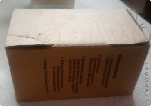 берём 8 пустых спичечных коробков,складываем их как на рисунке фото 3