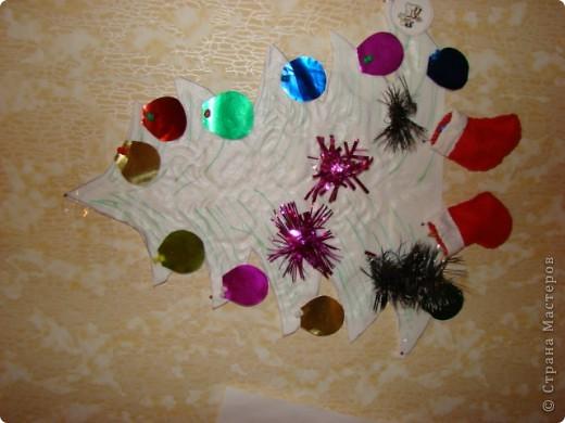 захотелось создать новогоднее настроение для деток, в ботиночки кладутся маленькие подарочки, конфетки фото 1