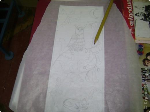 Деревянную заготовку покрываем белой водоэмульсионной краской, в 3 слоя( давая высохнуть каждому слою) фото 4