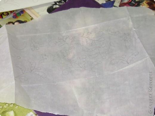 Деревянную заготовку покрываем белой водоэмульсионной краской, в 3 слоя( давая высохнуть каждому слою) фото 5