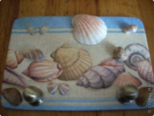 ключницы и  просто вешалки на кухню.... фото 6
