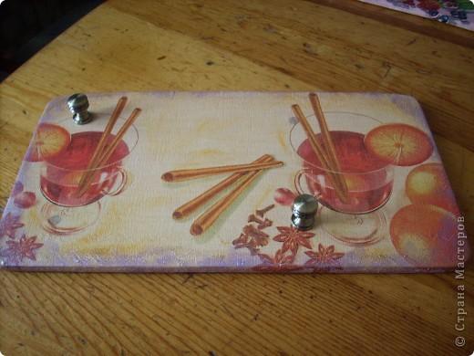 ключницы и  просто вешалки на кухню.... фото 4