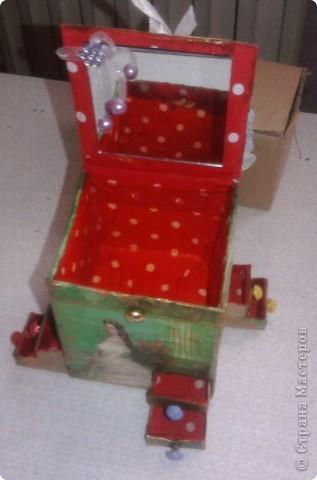 берём 8 пустых спичечных коробков,складываем их как на рисунке фото 20