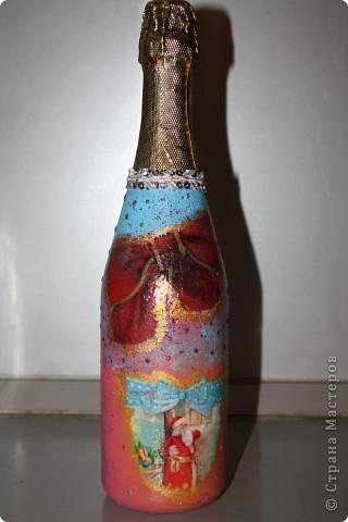 пробная бутылка фото 2