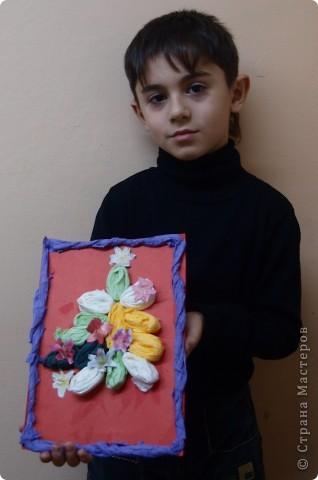 Фруктами, обувью красивой и новой украсила свою ёлку Лиза, 6 лет фото 5
