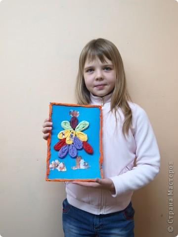Фруктами, обувью красивой и новой украсила свою ёлку Лиза, 6 лет фото 9