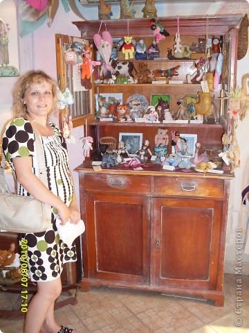 Галерея авторской куклы г. Пермь фото 6