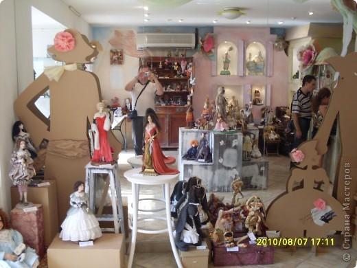 Галерея авторской куклы г. Пермь фото 2