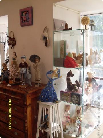 Галерея авторской куклы г. Пермь фото 1