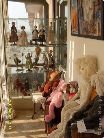 Галерея авторской куклы г. Пермь фото 3